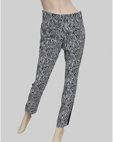 Hose Zebramuster